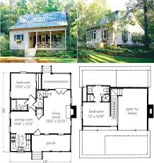 log cabin open floor plans floor plans for small cottages novic me