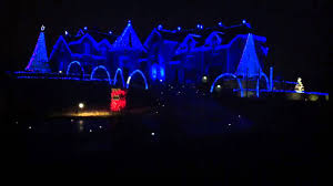 larsen house christmas lights 12 8 11 youtube