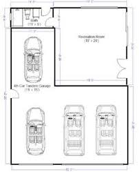 size of a three car garage tandem garage three car workshop office rotate back cars and