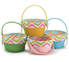 easter basket liners personalized personalized easter basket ebay