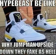 Sneakerhead Meme - image the roast continues the best sneaker memes out there