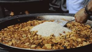 gif cuisine paella cooking gif paella cooking rice discover gifs