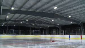 chippewa falls showcases new outdoor ice rink during open house