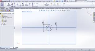 tutorial modeling eye bolt in solidworks grabcad