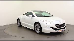 peugeot sedan 2013 2013 13 peugeot rcz 2 0 hdi sport contact motor range today