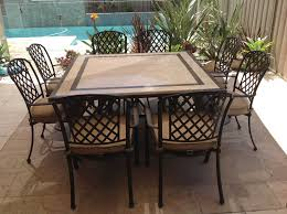 Milano Patio Furniture The Undeniable Elegance Of Cast Aluminum Furniture