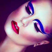 becoming a makeup artist online 96 best creative makeup images on artistic make up