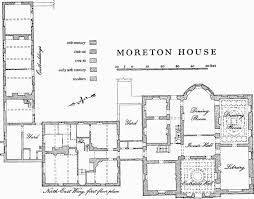 19th Century Floor Plans Moreton House Moreton Dorset England 1 Pinterest History