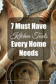 7 must have kitchen tools every home needs