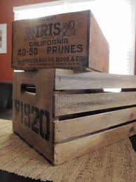 How To Make Furniture Look Rustic by Hammers And High Heels Diy Project Vintage Inspired Crates