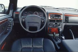 2001 Jeep Cherokee Sport Interior Jeep Grand Cherokee Wj Interior Trim Bezels