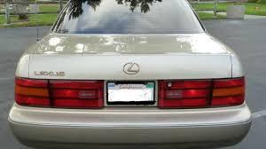 xe lexus ls 430 1994 lexus ls 400 youtube