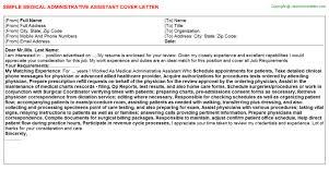 medical administrative assistant job title docs