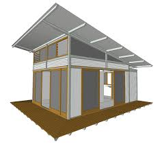 Granny Pod Plans by Designs Ecoshelta