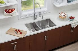 double kitchen sink stainless steel commercial crosstown