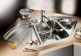 cuisine avec evier d angle evier d angle 1 cuve blancodelta if 1056 x 575 à bords plats avec