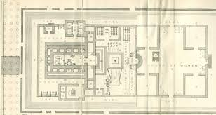 greek temple floor plan the talmud appendix plan of the temple