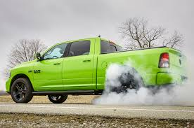 Dodge Ram Sport - bright and bold ram 1500 sublime sport bows in new york motor trend