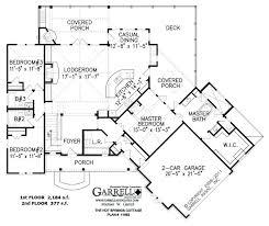 springs cottage st floor plan plans luxury homes foto von