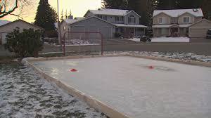 a homemade hockey dream come true king5 com