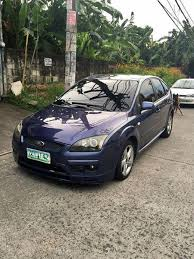 ford focus philippines ford focus 2006 automatic hatchback for sale used cars philippines