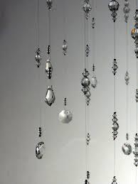 hanging crystals medium chandelier mobile hanging garland swarovski
