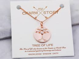 tree of meaning tree of pendant family tree