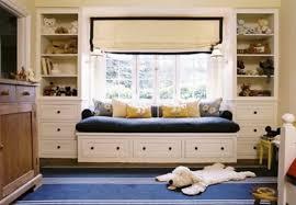 Window Seat Bookshelves Storage Window Seat Window Seat Cushion And The Materials You