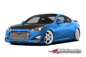bisimoto odyssey engine hyundai and bisimoto to create 1000 hp sema show genesis coupe
