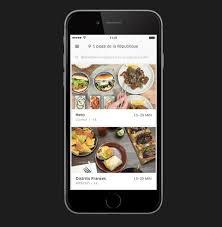 cuisine livrée à domicile ubereats uber livre désormais des plats à domicile