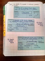 restructuring algebra sequences