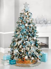How To Decorate A Christmas Tree Best 25 Blue Christmas Tree Decorations Ideas On Pinterest Xmas