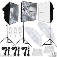 studio lighting equipment for portrait photography 3 softbox photography video studio light lighting kit multi design
