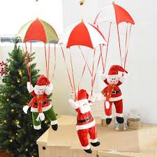 2017 new decorations santa claus snowman decorations