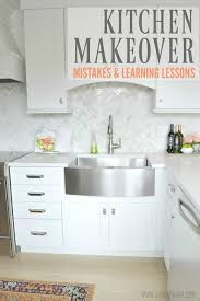 Win A Free Kitchen Makeover - livelovediy our kitchen makeover mistakes and learning lessons