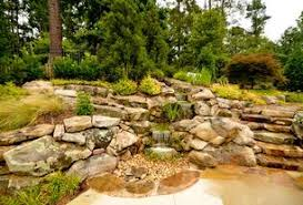 Rustic Landscaping Ideas by Rustic Tan Landscape Yard Design Ideas U0026 Pictures Zillow Digs