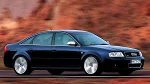 2003 audi rs6 avant why the audi rs6 is a future