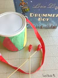 drummer boy christmas drum craft drummers drums and boys