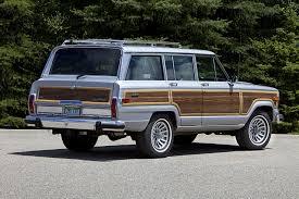 jeep grand wagoneer custom legends jeep wagoneer suv photo u0026 image gallery