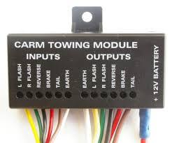 trailer towing modules