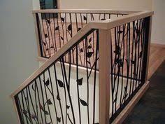 balcony panel metal art silhouette deck and loft railing