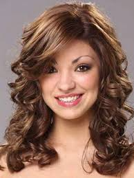 spiral perms for short hair hairstyles medium length hair hair