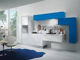 contemporary kitchen laminate lacquered high gloss mya by