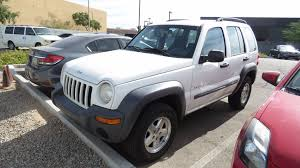liberty jeep sport 2002 used jeep liberty 4dr sport 4wd at mercedes of chandler