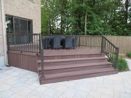 photo terrasse composite eclairage terrasse bois composite zimerfrei com u003d idées de