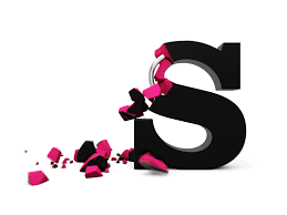 S Crumble Letter S By Joe Ski Dribbble