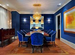 Dining Room Interior Designs by How A Home Could Look Like If It Had Upholstered Walls