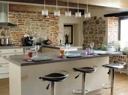 cuisine avec bar am icain modele de cuisine avec bar americain idée de modèle de cuisine