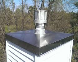chimney chase covers u2013 chimney covers in stainless steel or copper