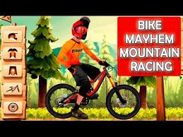 bike mountain racing mod apk bike mountain racing gameplay